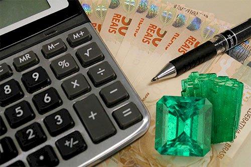 O Uso de Esmeraldas para Penhoras e Dívidas